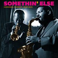 Cannonball Adderley - Somethin Else [180-Gram Blue Colored Vinyl With Bonus Track]