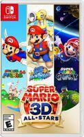 Swi Super Mario 3D All-Stars - Swi Super Mario 3d All-Stars