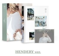 Wayv - Photobook (Hendery Version) (Post) (Stic) (Pcrd)