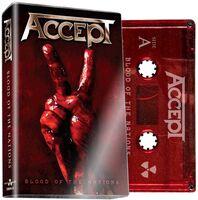 Accept - Blood Of The Nations [Limited Edition Red Cassette]