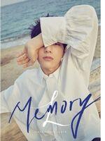 Infinity L (Kim Myung Soo) - Between Memory And Memory (incl. 76pg Photobook, 2pc Postcard + Photocard)