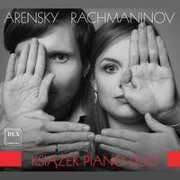 Rachmaninoff / Ksiazek Piano Duo - Piano Suites