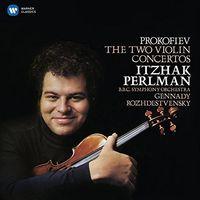 Itzhak Perlman - Violin Concertos Nos 1 & 2