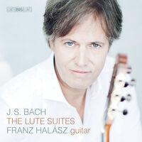 Franz Halasz - Lute Suites