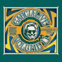 Jerry Garcia - GarciaLive Volume Eleven: November 11th, 1993 Providence Civic Center [2 CD]