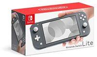 Swi System: Lite - Gray - Nintendo Switch Lite - Grey