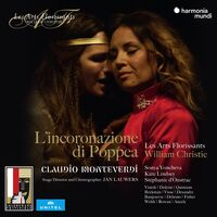 Les Arts Florissants / William Christie - Monteverdi: L'incoronazione Di Poppea