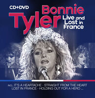 Bonnie Tyler - Live & Lost In France (W/Dvd)