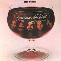 Deep Purple - Come Taste The Band [Rocktober 2019 Purple LP]