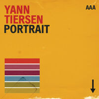 Yann Tiersen - Portrait [Indie Exclusive Limited Edition Clear LP]