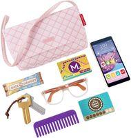 DIY - Fisher Price - Strut 'n Style Bag, 8-Piece Pretend Playset