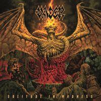 Vader - Solitude In Madness [Indie Exclusive Limited Edition Swamp Green / Orange Splatter LP]