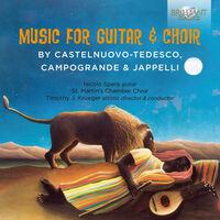 Nicolò Spera - Music For Guitar And Choir