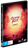 Cobra Kai [TV Series] - Cobra Kai: Season 2 [Import]