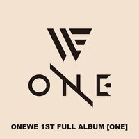 ONEWE - One (incl. 12pg Drawing Book, 24pg Photobook, 76pg One Photobook, 2 x Photocards + Accordion Postcard)