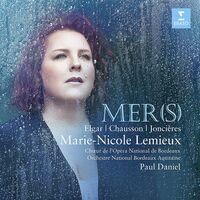 Marie Lemieux -Nicole / Orchestre National Bordeaux - Mer(S) [Digipak]