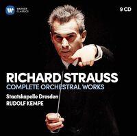 Rudolf Kempe - R. Strauss: Orchestral Works