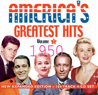 Americas Greatest Hits 1950 / Various - America's Greatest Hits 1950 / Various