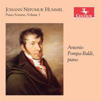 Antonio Pompa-Baldi - Piano Sonatas 3