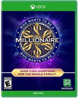 Xb1 Who Wants to Be a Millionaire - Xb1 Who Wants To Be A Millionaire