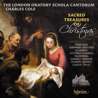 London Oratory Schola Cantorum - Sacred Treasures Of Christmas