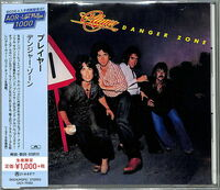 Player - Danger Zone [Reissue] (Jpn)