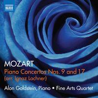 Alon Goldstein - Piano Concertos 9 & 17
