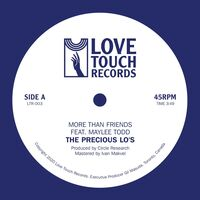Precious Lo's - More Than Friends feat. Maylee Todd