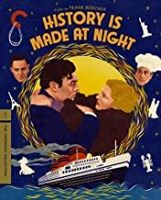 History Is Made at Night Bd - History Is Made at Night (Criterion Collection)