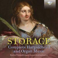 Enrico Viccardi - Complete Harpsichord & Organ