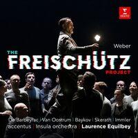 Insula Orchestra / Accentus Choir - Freischutz Project (W/Dvd) [Digipak]