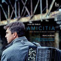 Pablo / Bilbao Symphony / Izquierdo - Amicitia