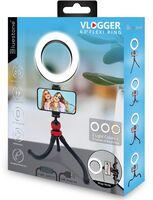Bluestone Sk13Bk Vlogger 10in Boom Ring Light - Bluestone Sk13bk Vlogger 10in Boom Ring Light