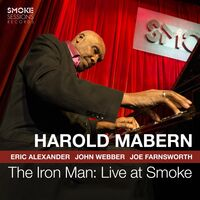 Harold Mabern - Iron Man: Live At Smoke