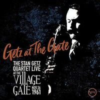 Stan Getz - Getz At The Gate [2CD]