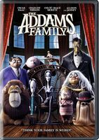 The Addams Family [Movie] - The Addams Family: Animated