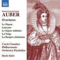 Czech Chamber Philharmonic Orchestra Pardubice - Opera Overtures 1