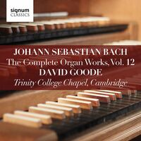David Goode - Complete Organ Works 12