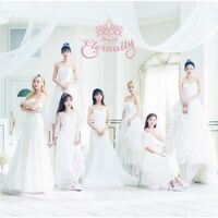 Oh My Girl - Eternally [With Booklet] (Asia)
