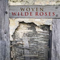 Wild Roses - Woven