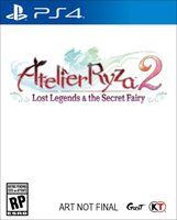 Ps4 Atelier Ryza 2: Lost Legends & the Secret - Atelier Ryza 2: Lost Legends & the Secret Fairy for PlayStation 4