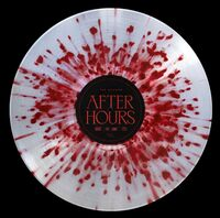 The Weeknd - After Hours [Limited Edition Clear w/Red Splatter 2LP]