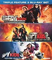 Spy Kids 3 Movie Collection - Spy Kids Triple Feature