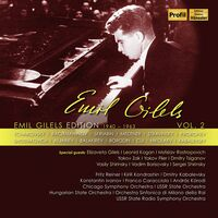 Franco Caracciolo - Emil Gilels Edition 2