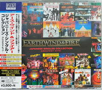 Earth Wind & Fire - Japanese Singles Collection: Greatest Hits [With Booklet]