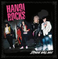 Hanoi Rocks - Strange Boys Box (Box)