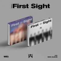 Wei - Identity: First Sight (Random Cover) (Post) [With Booklet]