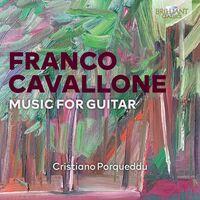Cristiano Porqueddu - Music for Guitar