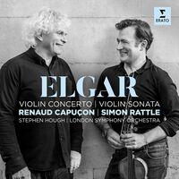 Renaud Capucon  / Lso - Elgar: Violin Concerto - Violin Sonata [Digipak]