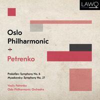 Mjaskovsky / Oslo Philharmonic Orch - Symphony 6